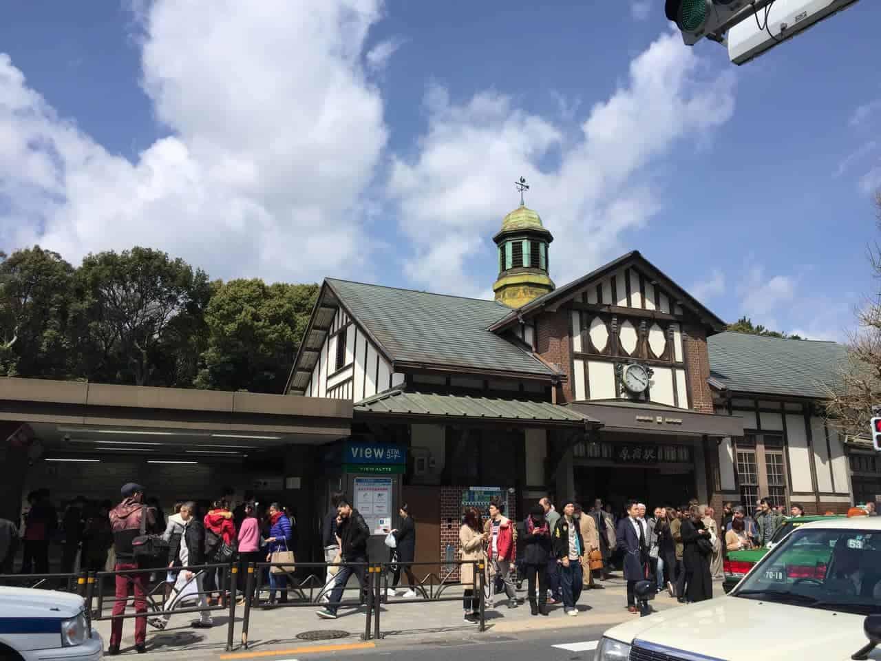 ギャラリー原宿駅