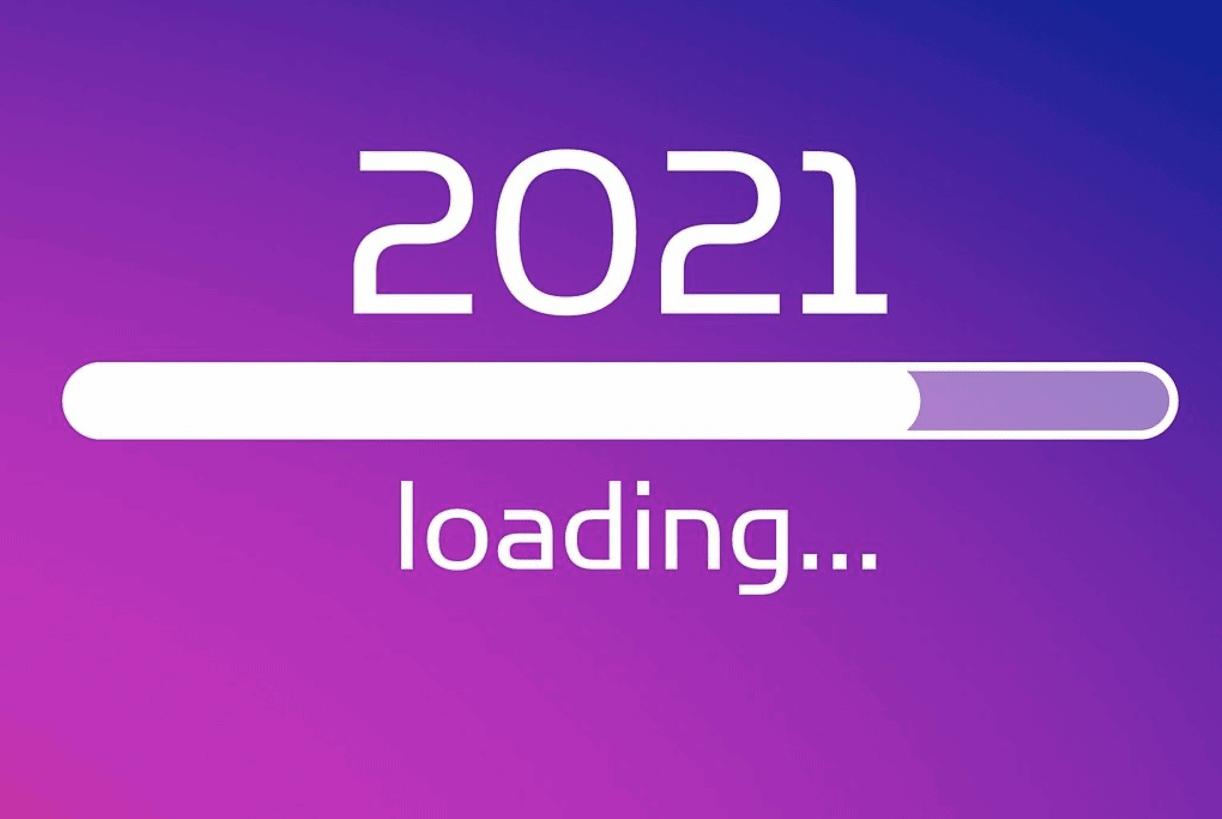 2021年 newyear